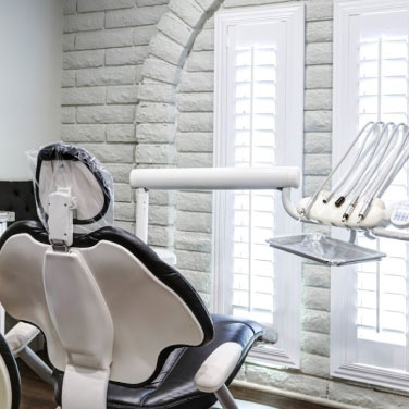 Patient Room at Christensen Family Dentistry